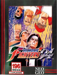 The King of Fighters '94 per Neo Geo