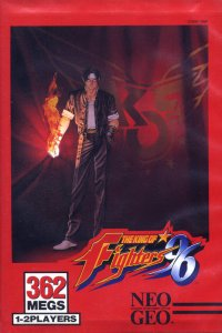The King of Fighters '96 per Neo Geo