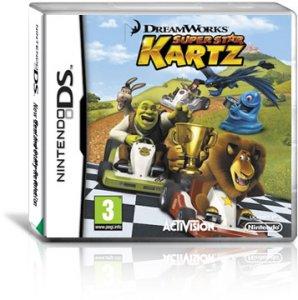 DreamWorks Super Star Kartz per Nintendo DS