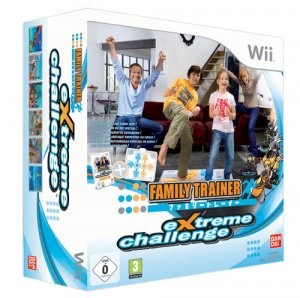 Family Trainer: Extreme Challenge per Nintendo Wii