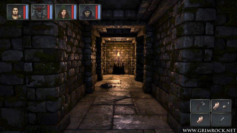 L'odore dei dungeon