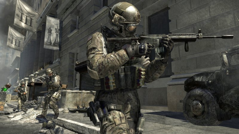 Nuovo video di Modern Warfare durante la partita dell'Inghilterra