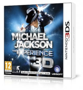 Michael Jackson: The Experience per Nintendo 3DS