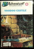 Scott Adams' Graphic Adventure #4: Voodoo Castle per Commodore 64