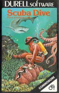 Scuba Dive per Commodore 64