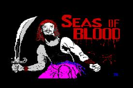 Seas of Blood per Commodore 64