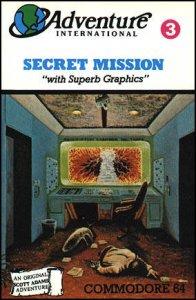 Secret Mission per Commodore 64