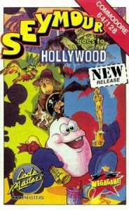 Seymour Goes to Hollywood per Commodore 64