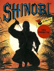Shinobi per Commodore 64