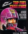 Shirley Muldowney's Top Fuel Challenge per Commodore 64