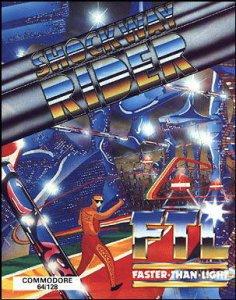Shockway Rider per Commodore 64