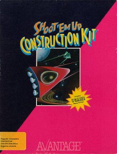Shoot 'em up Construction Kit per Commodore 64