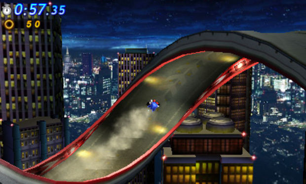 Sonic The Hedgehog sbloccabile in Sonic Generations