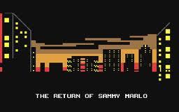 The Return of Sammy Marlo per Commodore 64