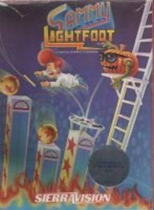 Sammy Lightfoot per Commodore 64