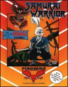 Samurai Warrior: The Battles of Usagi Yojimbo per Commodore 64