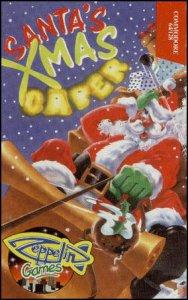 Santa's Xmas Caper per Commodore 64