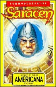 Saracen per Commodore 64