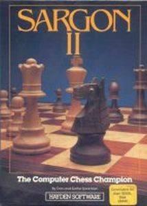 Sargon II per Commodore 64