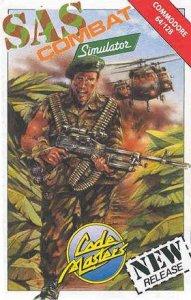 SAS Combat Simulator per Commodore 64