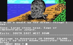 Savage Island per Commodore 64
