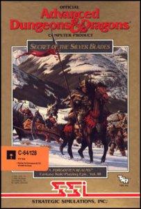 Secret of the Silver Blades per Commodore 64