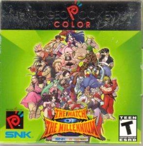 SNK vs. Capcom: Match of the Millennium per Neo Geo Pocket