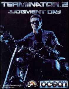 Terminator 2: Judgment Day per Commodore 64