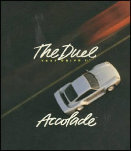 Test Drive II: The Duel per Commodore 64