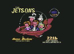 The Jetsons per Commodore 64