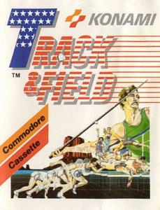 Track & Field per Commodore 64