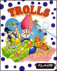 Trolls per Commodore 64