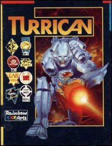 Turrican per Commodore 64