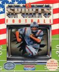 TV Sports: Football per Commodore 64