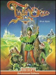 TwinWorld - Land of Vision per Commodore 64
