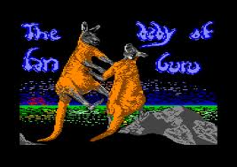 The Baby of Can Guru per Commodore 64