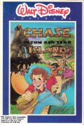 The Chase on Tom Sawyer's Island per Commodore 64