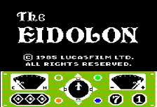 The Eidolon per Commodore 64