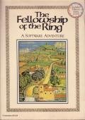 The Fellowship of the Ring per Commodore 64