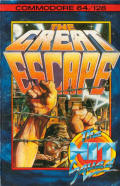 The Great Escape (La Grande Fuga) per Commodore 64
