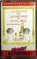 The Growing Pains of Adrian Mole per Commodore 64