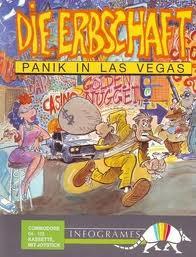 The Inheritance: Panic in Las Vegas per Commodore 64