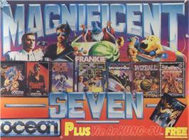 The Magnificent Seven per Commodore 64