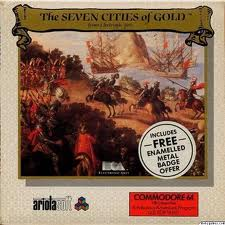 The Seven Cities of Gold per Commodore 64
