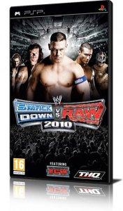 WWE SmackDown! vs RAW 2010 per PlayStation Portable