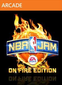 NBA Jam: On Fire Edition per Xbox 360