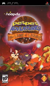 Neopets Petpet Adventure: The Wand of Wishing per PlayStation Portable