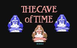 The Cave of Time per Commodore 64