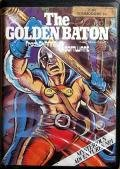 The Golden Baton per Commodore 64