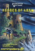 The Heroes of Karn per Commodore 64